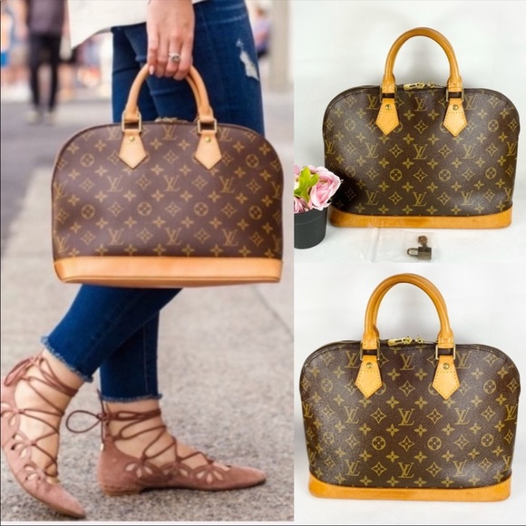 Louis Vuitton Handbags - 🌺STUNNING🌺ALMA🌺